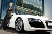 Peter Duffy, head of marketing at Audi UK