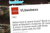 Twitter: Visit London utilises social media