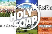 Holy Soap: online soap portal from Five