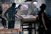 Nokia N8 viral: table football theme
