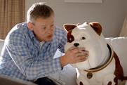 Martin Clunes: in 2012 Churchill insurance campaign