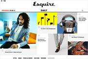 Esquire: revamps boosts web stats
