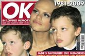 OK!: Jade tribute issue