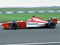 Toyota's F1 car
