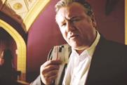 Ray Winstone: stars in cinema-promoting DCM ad