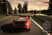 DiRT 3: sports racing game