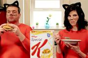 Special K: creates spoof ad mimicking Aldi campaign