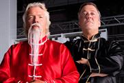 Virgin Media: Richard Branson and Stephen Fry star in TV campaign