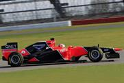 Marussia F1: extends CNBC deal