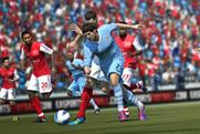 Fifa 13: the latest game in the football series by EA Sports