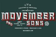 Movember: readies 2012 event