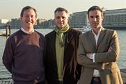 l-r: Stewart-Smith, Ross and Mugliston