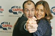 Vaughan and Snowdon: present the Capital Breakfast Show