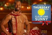 Old Spice: Isaiah Mustafa stars as MANta Clause in festive digital campaign