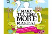Closer takes Clipper Tea magical teapot on tour