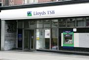 Lloyds: being forced to sell hundreds of branches