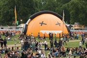 Sony Ericsson: has previously partnered music festivals