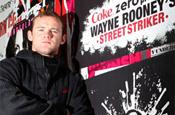 Coke Zero: sponsors Street Striker