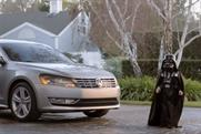 Volkswagen: mini Darth Vader is most shared ad of 2011