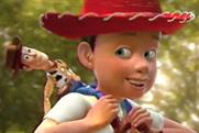 Toy Story 3: delivered impacts for 3D Mazda ad