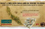 Curacao: treasure hunt campaign by M&C Saatchi Los Angeles