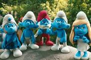 The Smurfs: first Sony Pictures film to screen on the Cartoon Network under sponsorship deal