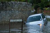 2007 Floods: increased web traffic