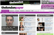 The London Paper: revamped website goes live
