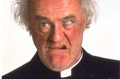 Father Jack: feck is not offensive