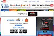 IPL Cricket: boosts YouTube audience figures