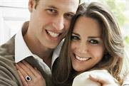 Prince William and Kate Middleton: wedding will boost TV viewing figures