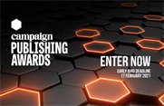 2021 Campaign Publishing Awards is open for entries
