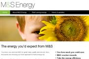 M&S: extended energy offering in February