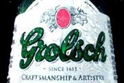 Grolsch: most viewed cinema ad this week