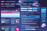 First Great Western: signed £1m deal with TrainFX