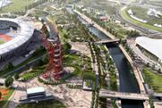 How the Queen Elizabeth Olympic Park will look when it is fully open