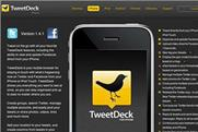TweetDeck: acquired by Twitter for $40m