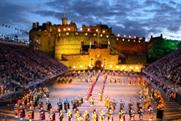The events industry is booming in Scotland
