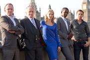 Hustle: ratings winner for BBC One