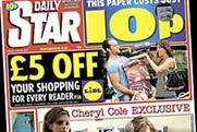 Daily Star: delisted by 500 independent retailers