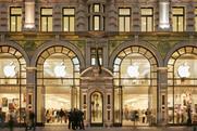 Apple store: Regent Street branch