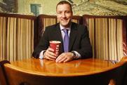 Jim Slater: becomes managing director of Costa Coffee Enterprises
