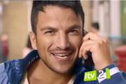 Peter Andre: The Perfume Shop to sponsor his latest TV show