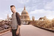 David Beckham: stars in Sainsbury's new Paralympics ad