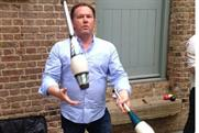 Jugglers: Crispin Porter & Bogusky would-be staff will face a novel challenge