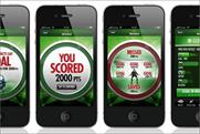 Heineken: star player app by AKQA