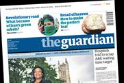The Guardian: gained top honours at AOP Digital Publishing awards