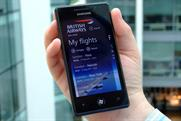 British Airways: teams up with Microsoft for Windows 7 app
