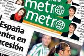 Metro International: closes down Spainish operation
