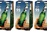 Carling: launched 99 calorie beer in 2009